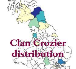 Crozier distribution